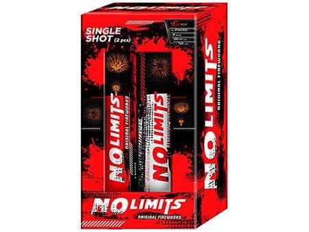 "Single Shoty No Limits PXO310 - 2 sztuki 2"""