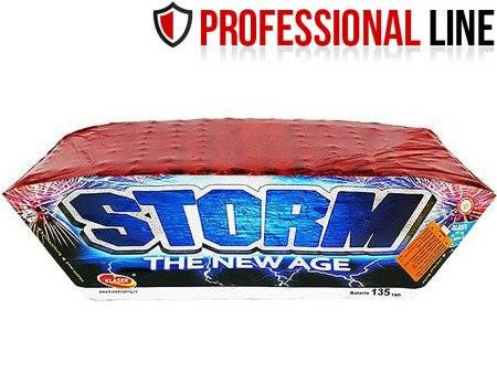"""Storm new age-Fan shape CS1352X10 - 135 strzałów 0.8"""""""
