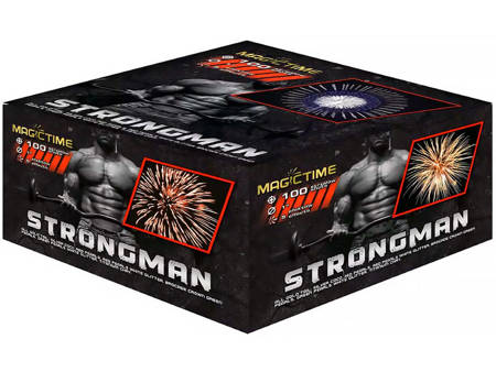 """Strongman P7889 - 100 strzałów 1"""""""