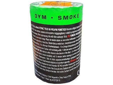 Świeca dymna TF22 - zielona