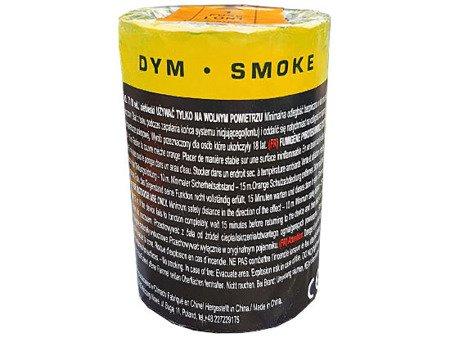 Świeca dymna TF22 - żółta