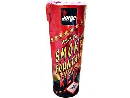 Świeca dymna czerwony JFS-1