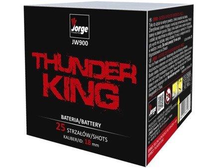 """Thunder King JW900  - 25 strzałów 0.8"""""""