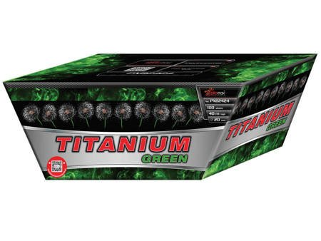 "Titanium Green PXB2424 - 100 strzałów 0.8"""