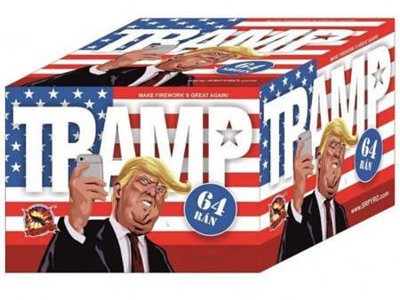 "Tramp (Donald Trump) CLE4126 - 64 strzały 1"""