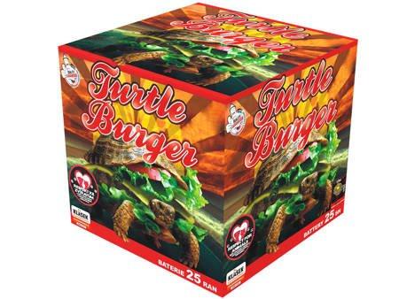 "Turtle Burger C2520T - 25 strzałów 0.8"""