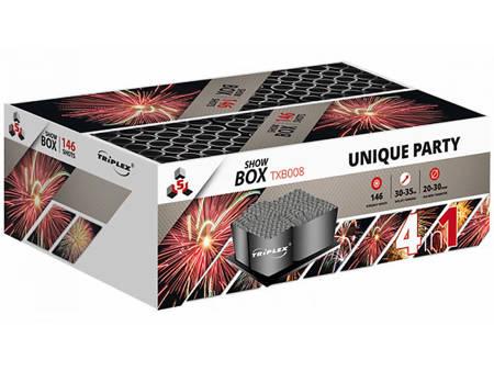 Unique Party TXB008 - 146 strzały MIX