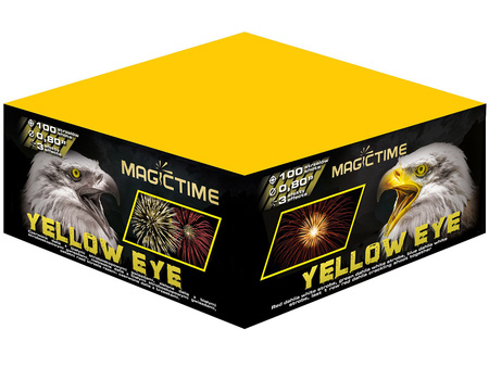 """Yellow Eye P7766 - 100 strzałów 0.8"""""""