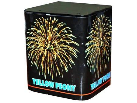 """Yellow Peony TXB820 - 9 strzałów 0.8"""""""