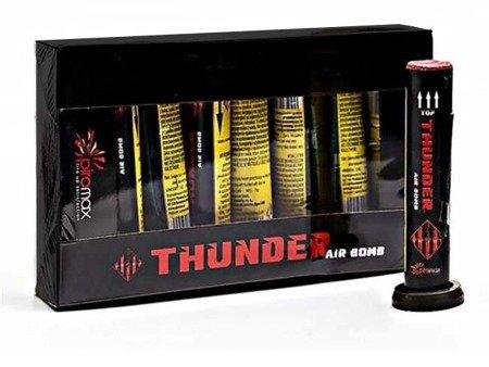 Zestaw Single shotów Thunder PXG201 - 8 sztuk