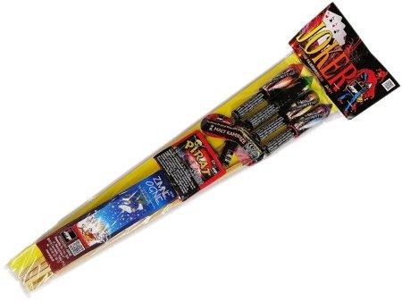 Zestaw fajerwerków Joker JA001