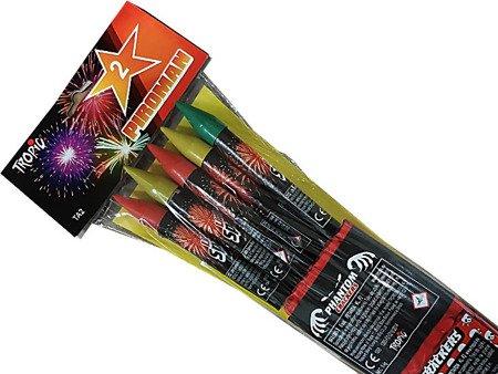 Zestaw fajerwerków Piroman 2 TA2