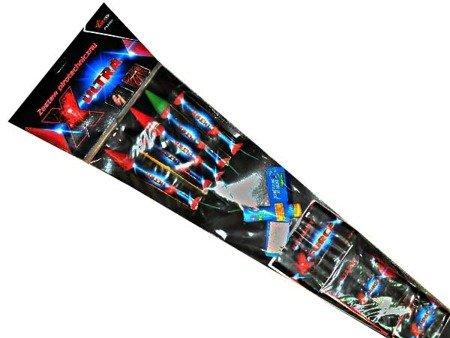Zestaw fajerwerków X-Ultra PXZ201