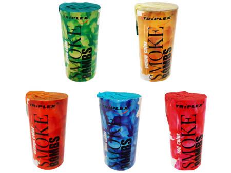 Zestaw kolorowych świec dymnych TXF652
