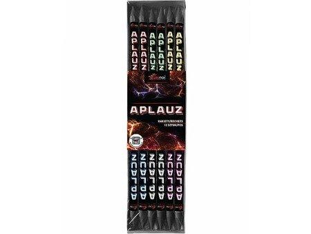 Zestaw rakiet Aplauz PXR213 - 12 sztuk