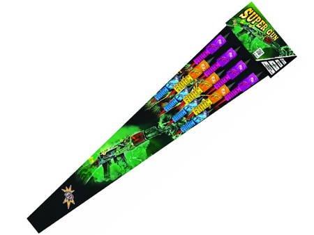 Zestaw rakiet Super Gun R11-3324 11 sztuk