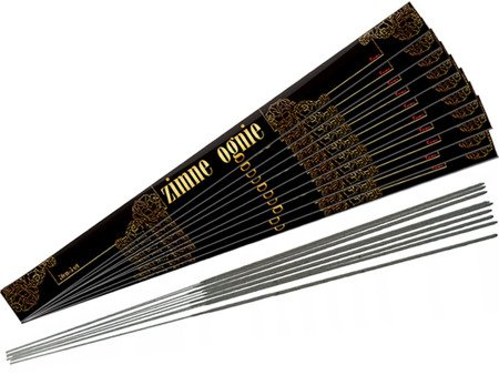 Zimne Ognie 70cm BLACK CS1970SWB - 50 sztuk (10 opakowań)