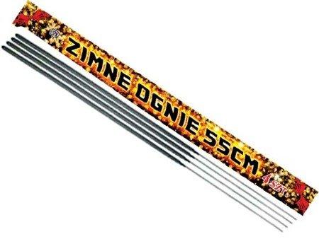 Zimne ognie 55cm E7023 - 4 sztuki
