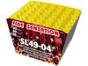 """Fire Sensation SL49-04 - 49 strzałów 1.2"""""""